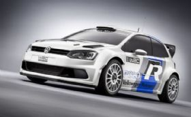 Volkswagen Polo R World Rally Car